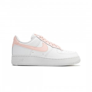 Nike Women Air Force 1 '07 (summit white / university red-pale coral)