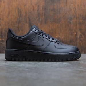 Nike Men Air Force 1 07 Low (black / black)