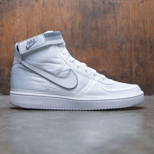 Nike Men Vandal High Supreme (white / white-cool grey-wolf grey)