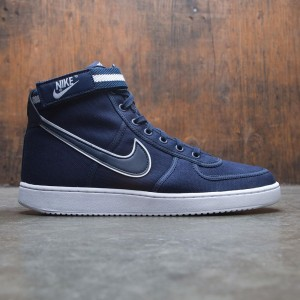Nike Men Vandal High Supreme (obsidian / obsidian-white)