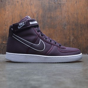 Nike Men Vandal High Supreme (burgundy ash / burgundy ash-white)