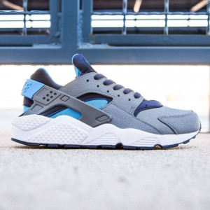 Nike Men Air Huarache (cool grey / photo blue / midnight navy)