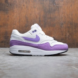 Nike Women Air Max 1 (summit white / atomic violet-black)