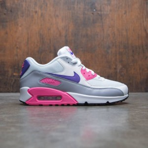 Nike Women Air Max (white / court purple-wolf grey-laser pink)