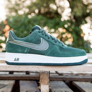 Nike Men Air Force 1 (green / medium olive / white)