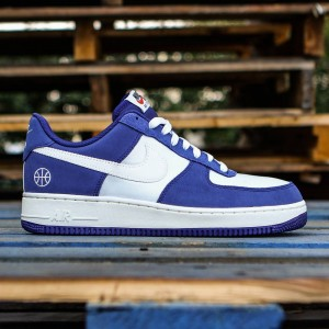 Nike Men Air Force 1 07 (blue / deep royal blue / phantom / sail)