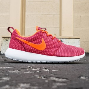 Nike Women Roshe One (burgundy / deep garnet / bright crimson / pure platinum)