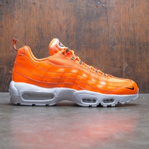 Nike Men Air Max 95 Premium (total orange / black-white)