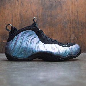 Nike Men Foamposite 1 Premium (black / aurora green-black-aurora green)