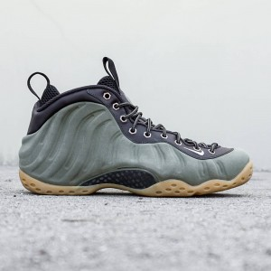 Nike Men Air Foamposite One PRM (olive / light bone / velvet brown)