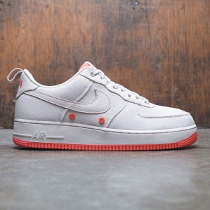 Nike Men Air Force 1 '07 Canvas (desert sand / desert sand-rush coral)
