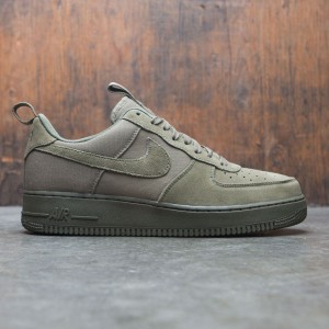 Nike Men Air Force 1 '07 Canvas (medium olive / medium olive-sequoia)