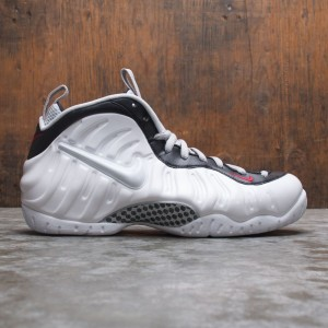 Nike Men Air Foamposite Pro (white / white-black-university red)