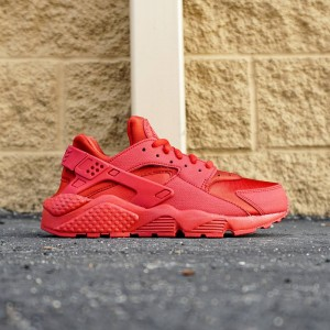 Nike Women Air Huarache Run (red / gym red)