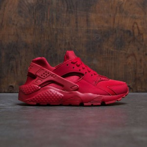 Nike Big Kids Nike Huarache Run (Gs) (university red / university red)