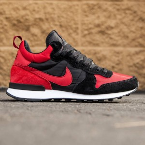 Nike Men Internationalist Mid (red / varsity red / black / white)