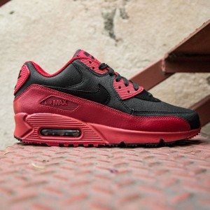 Nike Men Air Max 90 Winter Premium (red / gym red / black)