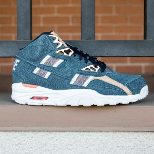Nike Men Air Trainer SC High PRM (blue / dark obsidian / white)