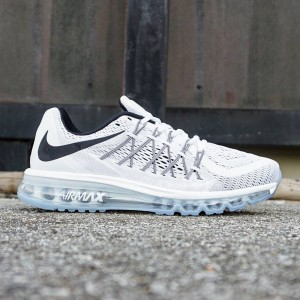 Nike Men Air Max 2015 (white / silver / black)