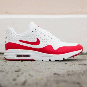 Nike Women Air Max 1 Ultra Moire (white / summit white / university red)