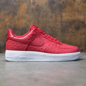 Nike Men Air Force '07 LV8 (red / gym red / white)