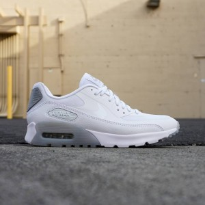 Nike Women Air Max 90 Ultra Essential (white / gray / white)