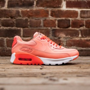 Nike Women Air Max 90 Ultra Essential (atomic pink/total crimson/dark grey/atomic pink)