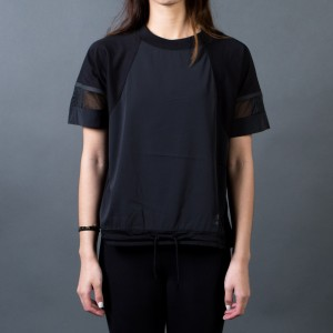 Nike Women Bonded Tee (black)