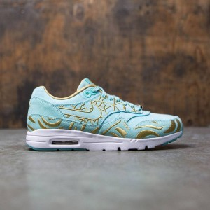 Nike Women W Air Max 1 Ultra Lotc Qs Paris (island green / flt gold / lava glow / island green)