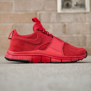 Nike Men Free Ace LTHR (red / university red / black)