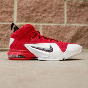 Nike Men Zoom Penny VI (red / university red / black / white)