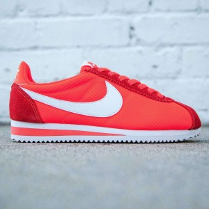 Nike Women Classic Cortez Nylon (red / bright crimson / white)