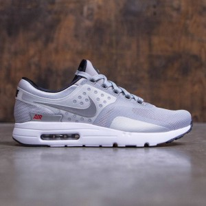 Nike Men Air Max Zero (metallic silver / metallic silver)