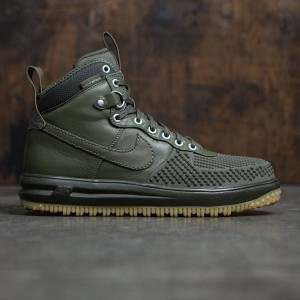 Nike Men Lunar Force 1 Duckboot (medium olive / medium olive)
