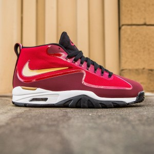 Nike Men Air Untouchable Vapor (red / gym red / metallic gold / team red)