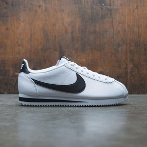 Nike Women Classic Cortez Leather (white / black-white)