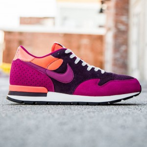 Nike Men Air Epic QS (burgundy / dark fireberry / electric orange)