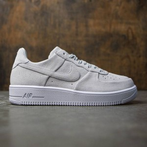 Nike Men Air Force 1 Ultra Force (pure platinum / pure platinum-white)
