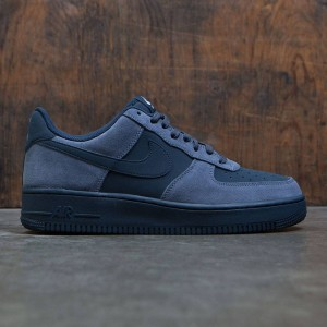 Nike Men Air Force 1 (armory blue / armory navy-white-black)