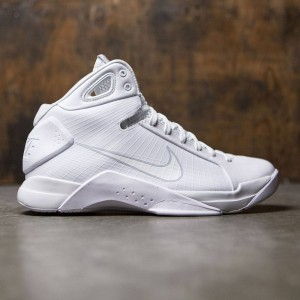 Nike Men Hyperdunk '08 (white / white-pure platinum)