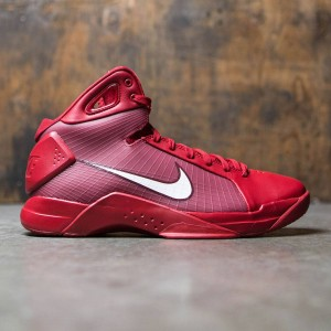 Nike Men Hyperdunk '08 (gym red / white-team red)