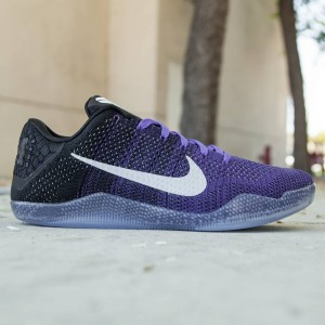 Nike Men Kobe XI Elite Low (purple / hyper grape / black / unversity gold / white)