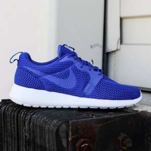 Nike Men Roshe One Hyperfuse BR (racer blue / white / racer blue)