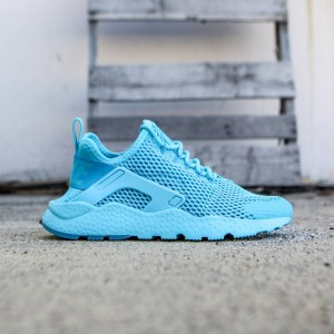 Nike Women W AIR HUARACHE RUN ULTRA BR (blue / gamma blue / blue lagoon / gamma blue)