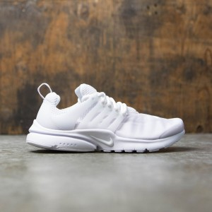 Nike Big Kids Presto (Gs) (white / white-white-pure platinum)