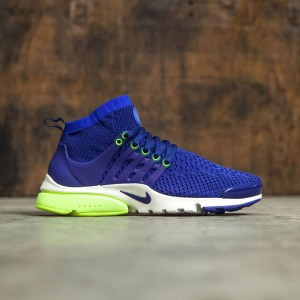 Nike Women Women'S Nike Air Presto Flyknit Ultra Shoe (deep royal blue / racer blue-volt)