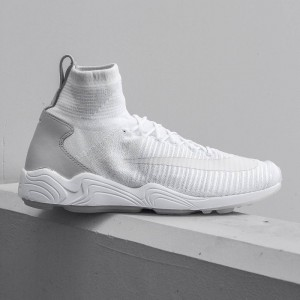 Nike Men Air Zoom Mercurial XI FX (white / white-wolf grey-pure platinum)