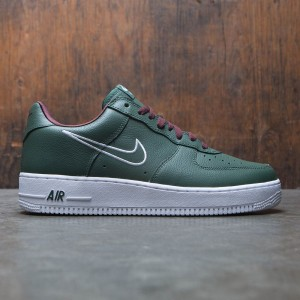 Nike Men Air Force 1 Low Retro - Hong Kong (green / deep forest / white-el dorado)
