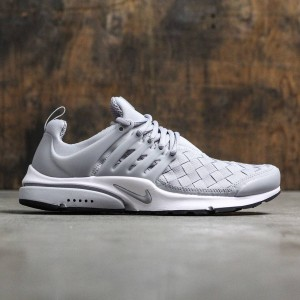 Nike Men Air Presto Se (wolf grey / wolf grey-black-white)