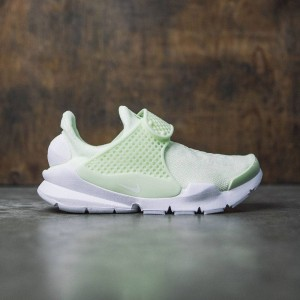 Nike Women Sock Dart (tan / barely volt / white)